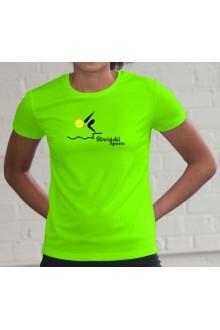 JC005-A Grilie Cool T Damska Koszulka Sportowa