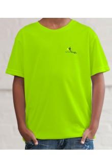JC001J-C Kids Cool T Dziecięca koszulka sportowa