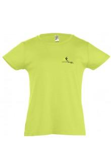 L225K-A Dziecięca Koszulka Dziewczęca